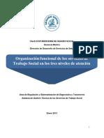 Rev AMB Organización Funcional de Trabajo Social (2