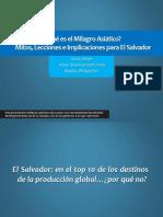 El Salvador - Qu Es El Milagro Asitico 25 02 14 Fn