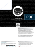 Quattro 4 Manual
