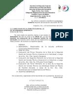 Agenda Evaluación de La 2da. Sesión CTE Directivos