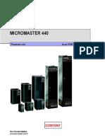 MM440 Inverter Manual