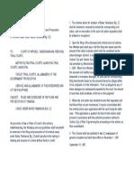 BP 22 rules