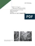 Revista Chilena Neuro Psiquiatria v47 n3 Julio Septiembre 2009
