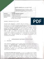 (Fallo Completo) Personería de Soledad destituye e inhabilitas a Pedro Mulett