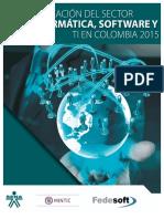 Estudio de Caracterizacion Del Sector Teleinformatica Software y TI en Colombia 2015 (1)