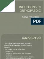 Infeksi dalam Orthopaedi