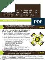 RE001 - Diagnóstico DCSSII Resumen Ejecutivo v.1.0