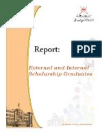 Scholarship Report En