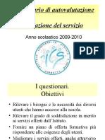 presentazione 2009-2010