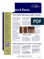 Steel Facts No. 6-Newer Fuels and Storage Tank Corrosion v.1