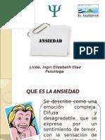 Ansiedad Charla