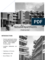 yamuna apartments case study