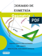 Diccionario de Geometria..q..