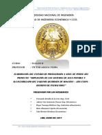 Informe Final-manchay - Perfil