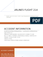 AirCrash Asiana Airlines