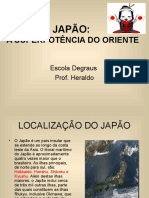 JAPÃO Prof Heraldo