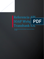 Referencia API SOAP Webpay - Transaccion Normal.pdf