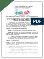 Edital II Processo Seletivo ONCOLIGA