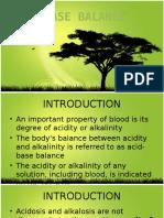 Acid-Base Balance 2