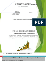 Expo de Analisis Razones de rentabilidad