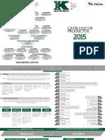 Catalogo Productos 2015 - Web Page