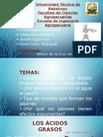 Diapositivas Bioquimica Jimmy