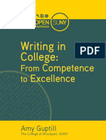 Writing in College