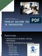 L8_Problem Solving Techniques