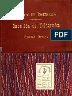 Batallón de Telégrafos Sección Óptica [VI-33!7!2]