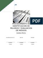 3. Procedimiento de Iperc