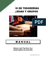 Manual Tesorerias