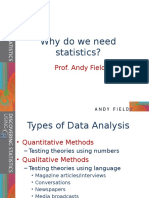 Dsur i Chapter 01 Why Do We Need Statistics