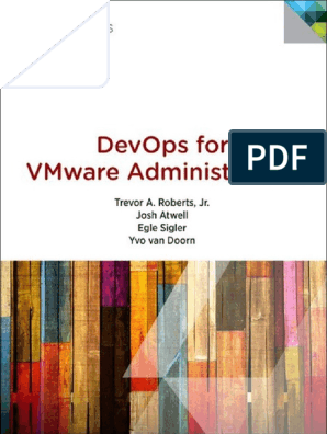 DevOps for VMware Administrators (VMware Press Technology)-1-321