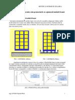 Dimensionare a Izolatorilor Elastomerici Pentru o Clădire Cu Baza Izolată În Bucureşti
