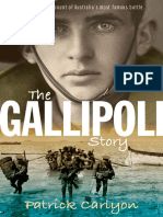 Patrick Carlyon - The Gallipoli Story