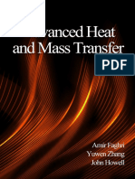 21804788 Advanced Heat and Mass Transfer Preface