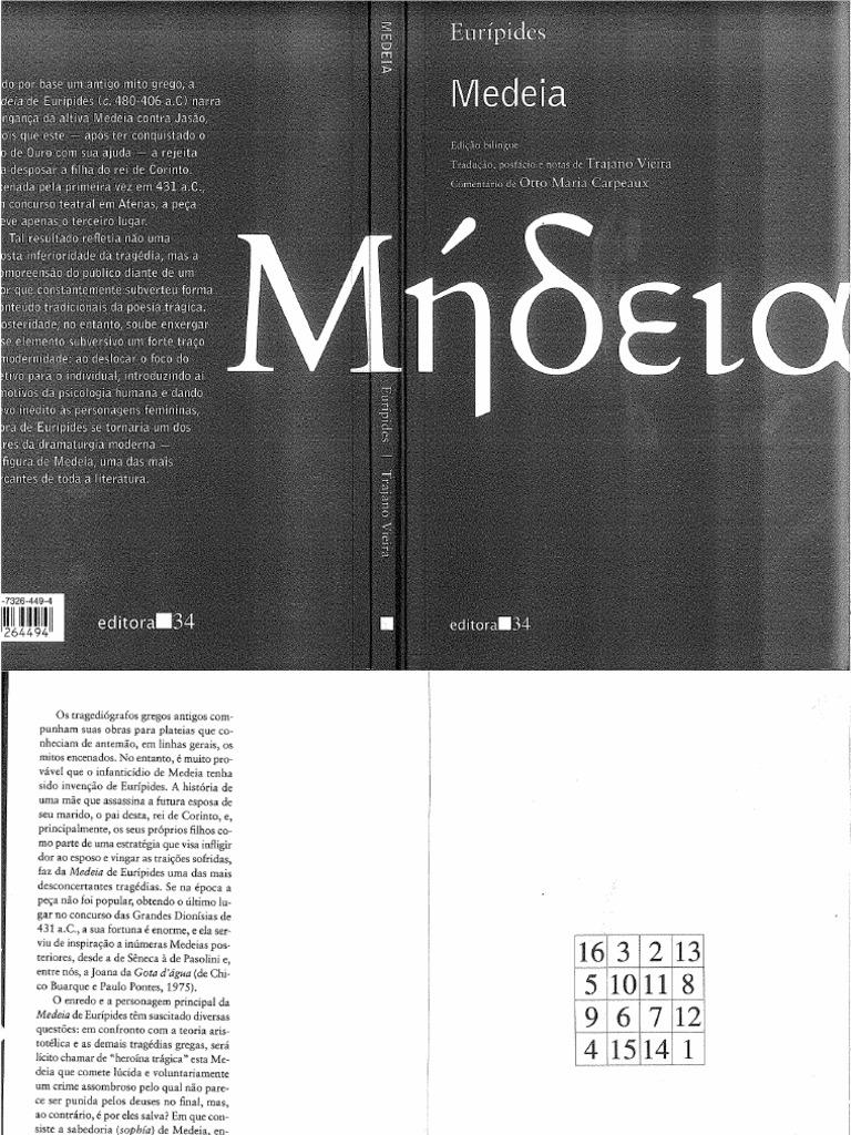Medeia Euripedes Pdf