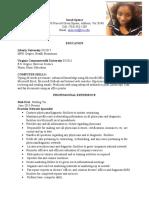 my resume 2