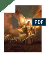 Arcangel Miguel ( Instrucciones )