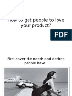 Love Product