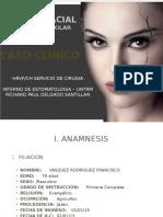 Caso Clinico Cirugia Fractura Maxilar Inf