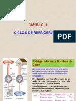 ciclos de refrigeracion