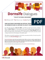 Dornsifedialogues 2017-1-27