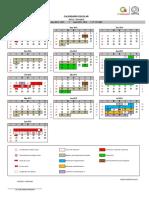 Calendario Direccion Academica