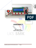 1. Assembly Soal Lks 2014