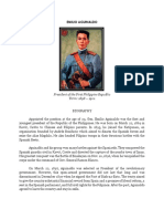 Biography of the Philippine Presidents