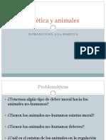Bioética y Animales
