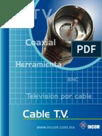 Equipos y Herramientas Para CATV