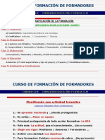 Modulo I Curso FFormadores EPM2