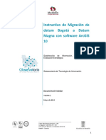 12032013 InstructivoMigracionMAGNAMedellinLocal ArcGIS10 v1